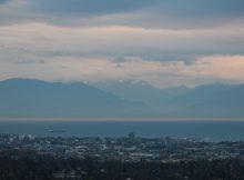 Mt. Douglas, Vancouver Island