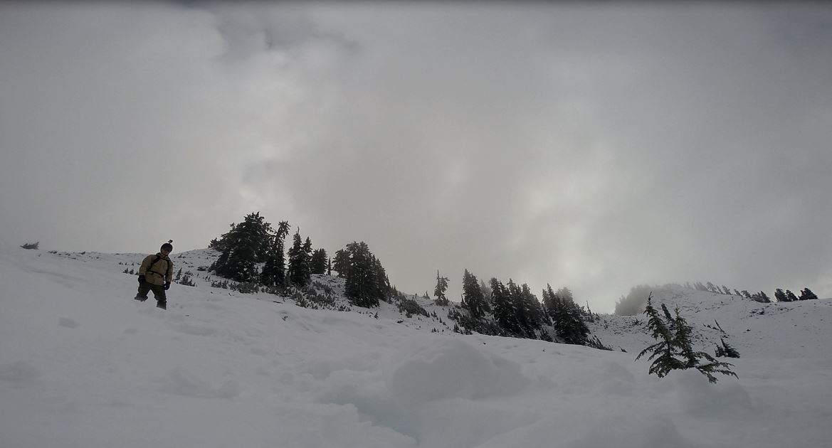 Backcountry in Squammish