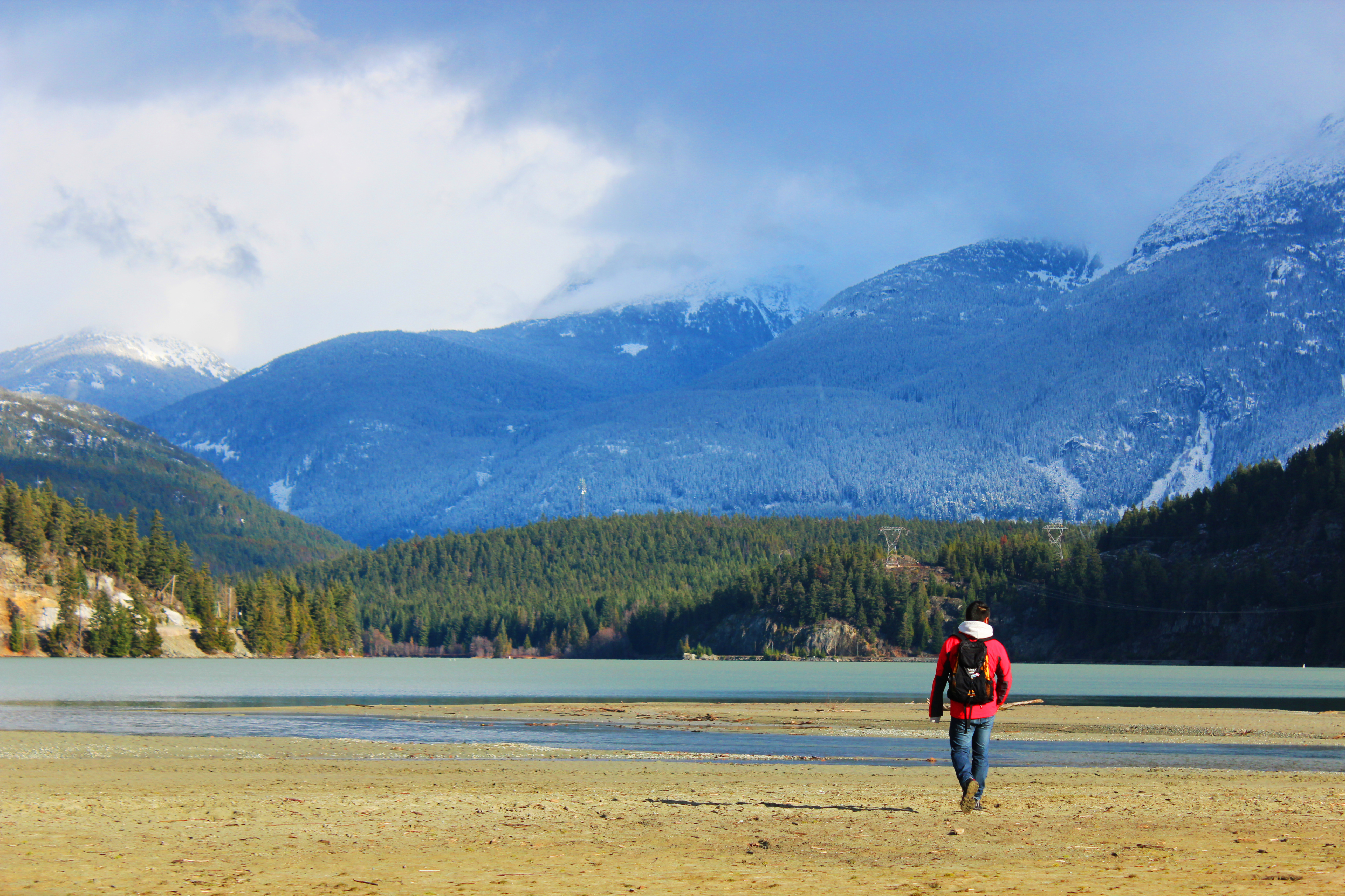 Photo Trip to Green Lake, Whistler