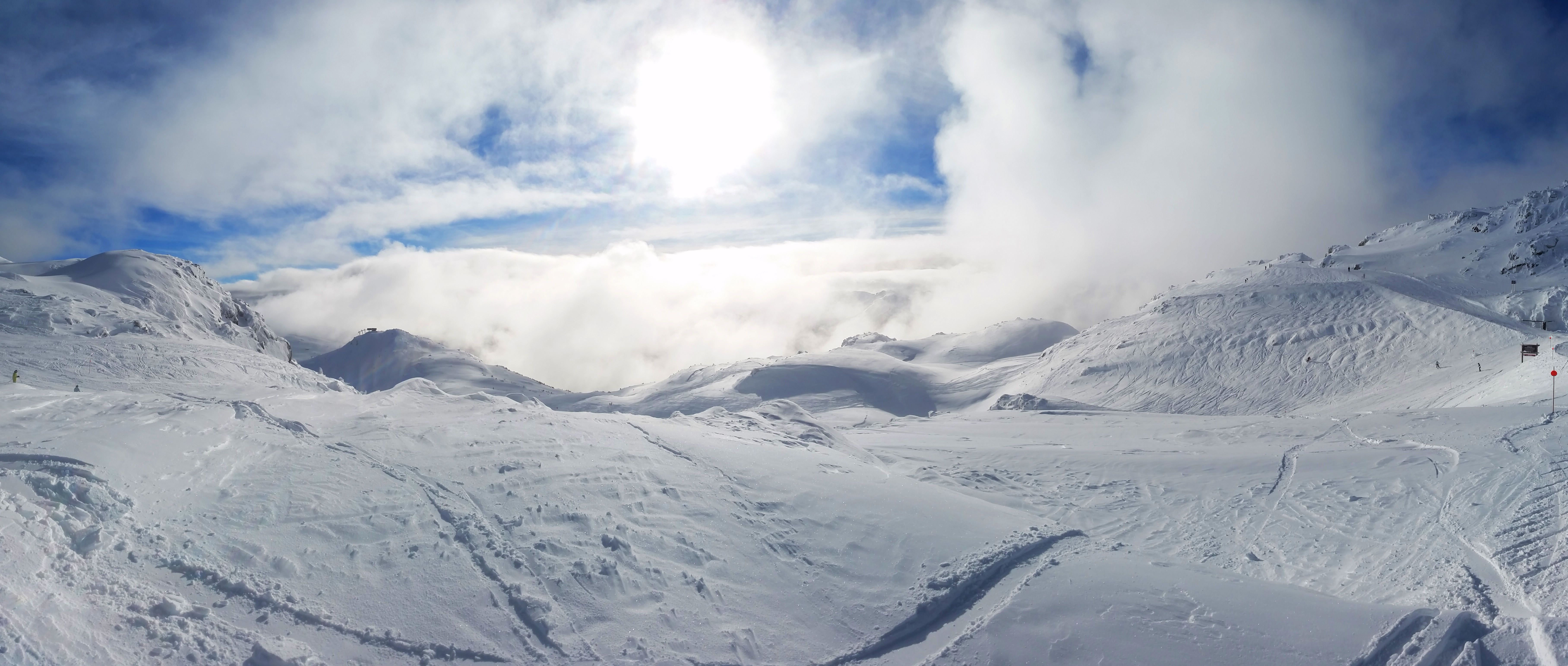 January at the top of Whistler
