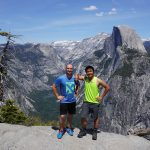 Halfdome, Yosemite, Califonien