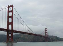 Golden Gate Bridge San Francisco Californien