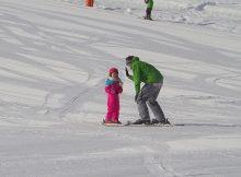 Franske Skiinstruktører er amatører