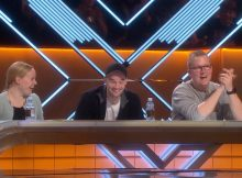 B-twist i X Factor