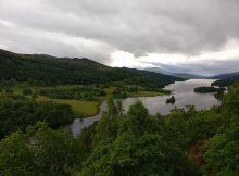 Queens View i Skotland