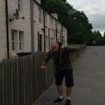 Jeg ser gammel ud i Kingussie, Skotland