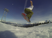 51 Vinter i Whistler - Snowboard Season
