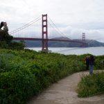 Golden Gate Bridge San Francisco Californien USA 01