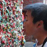 Gum Wall Seattle Washington USA1