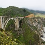 Westcoast Roadtrip Santa Cruz - Los Angeles Bixby Bridge