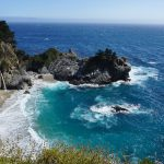Westcoast Roadtrip Santa Cruz - Los Angeles McWay Falls