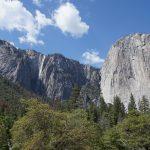 Upper Yosemite Falls Yosemite Californien