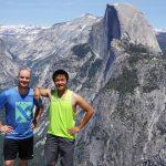Half Dome Yosemite Californien