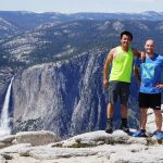 Upper Yosemite Falls Californien