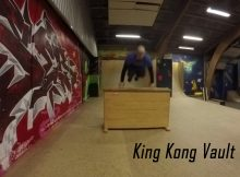 King Kong Vault Tutorial Parkour