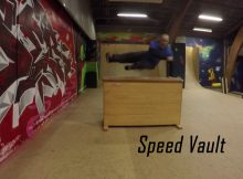 Lær Parkour og freerunning for begyndere - Speed Vault tutorial