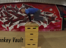 Lær Parkour: Monkey Vault Tutorial
