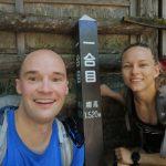 Fuji St. 1 - Hiking mt. Fuji