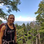 Fuji St. 3- Hiking mt. Fuji