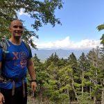 Dennis: Fuji St. 3- Hiking mt. Fuji