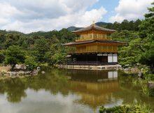 Guldtemplet, Kyoto, Japan