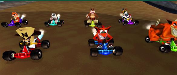 Crash Team Racing Cheats