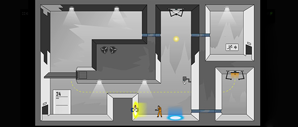 Portal The Flash Version Walkthrough