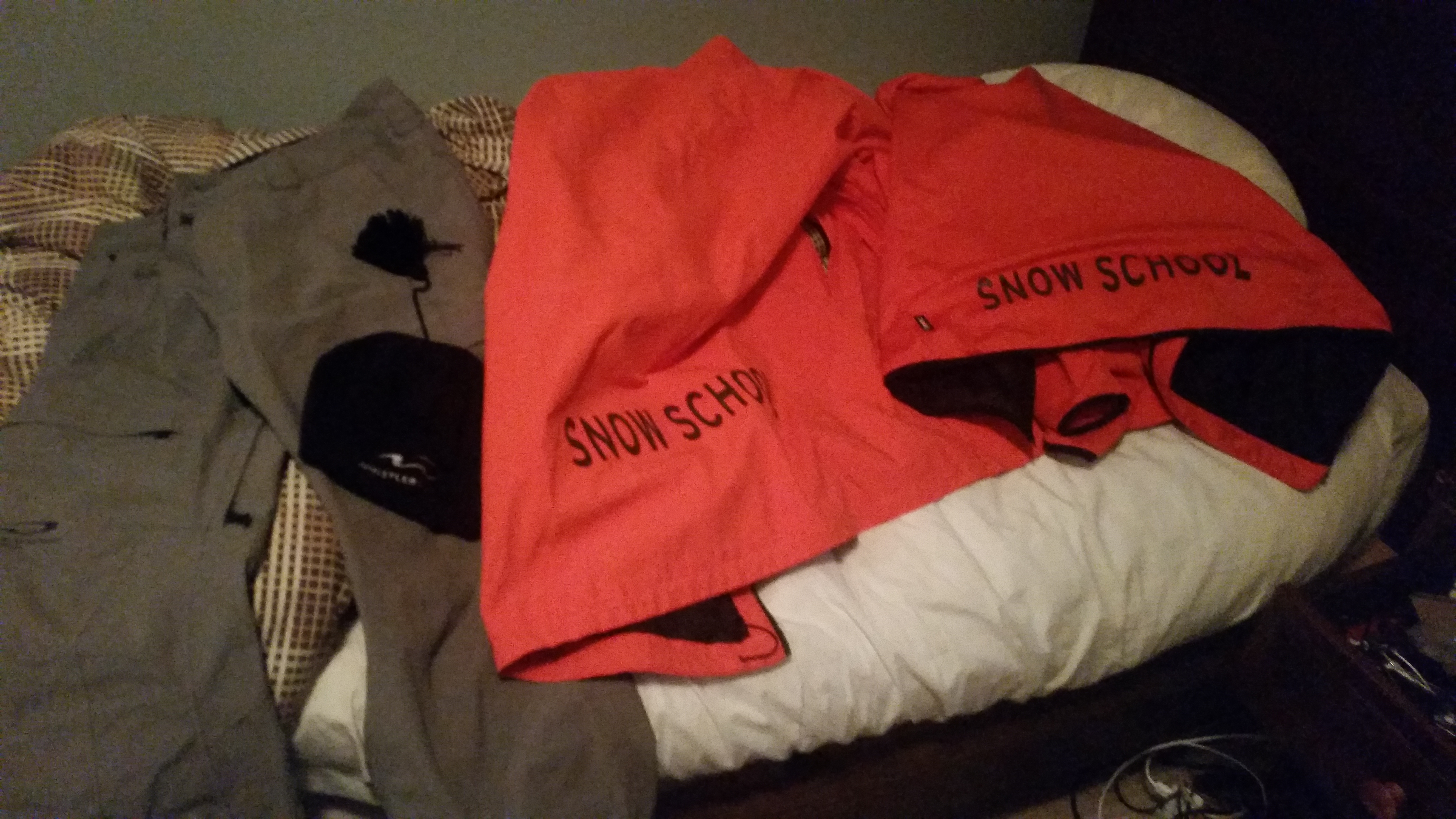 Snow School Uniform