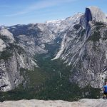 Halfdome, Yosemite, Califonia