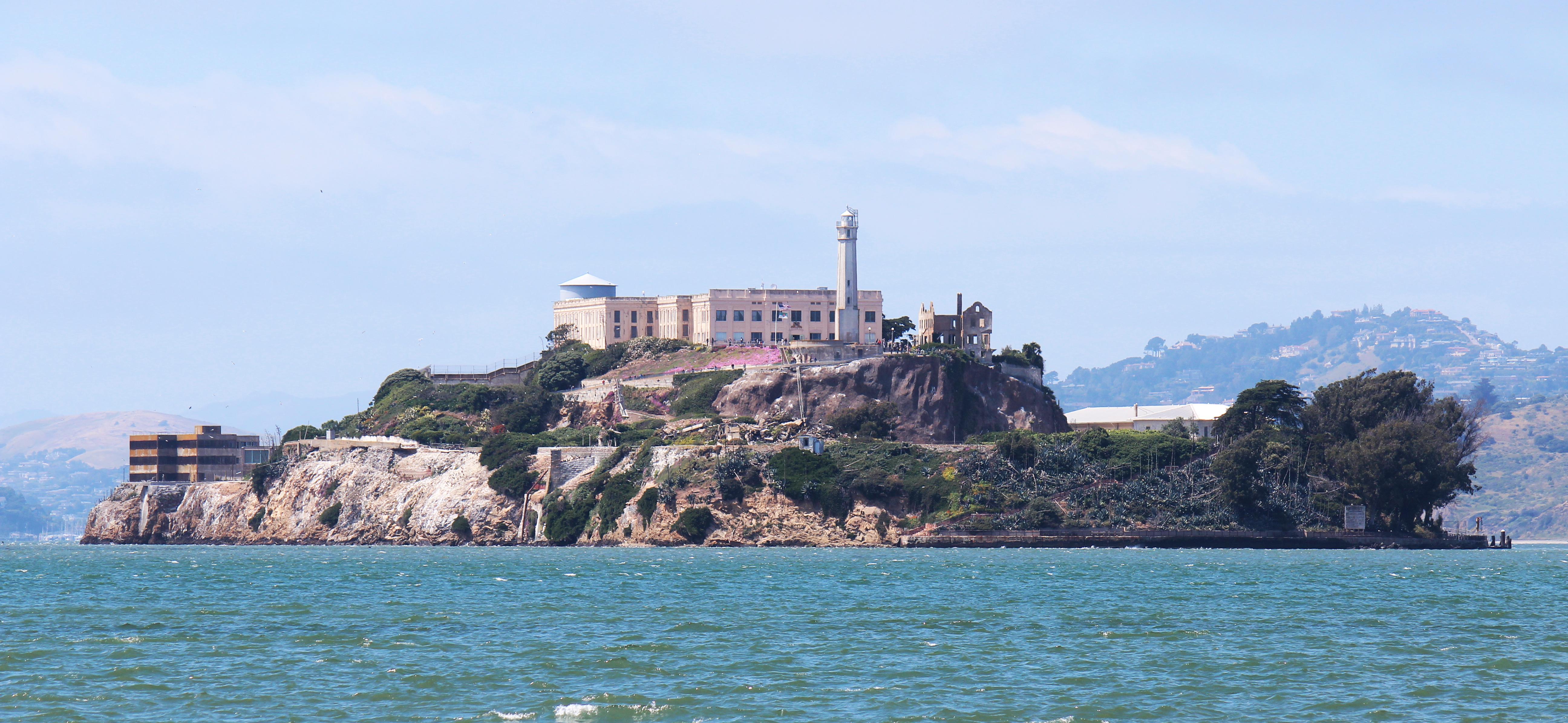 Alcatraz Island, The Rock, San Francisco, California