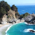 McWay Falls, California, West Coast