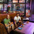 Central Perk from Friends, Warner Brothers Studios, Los Angeles, California
