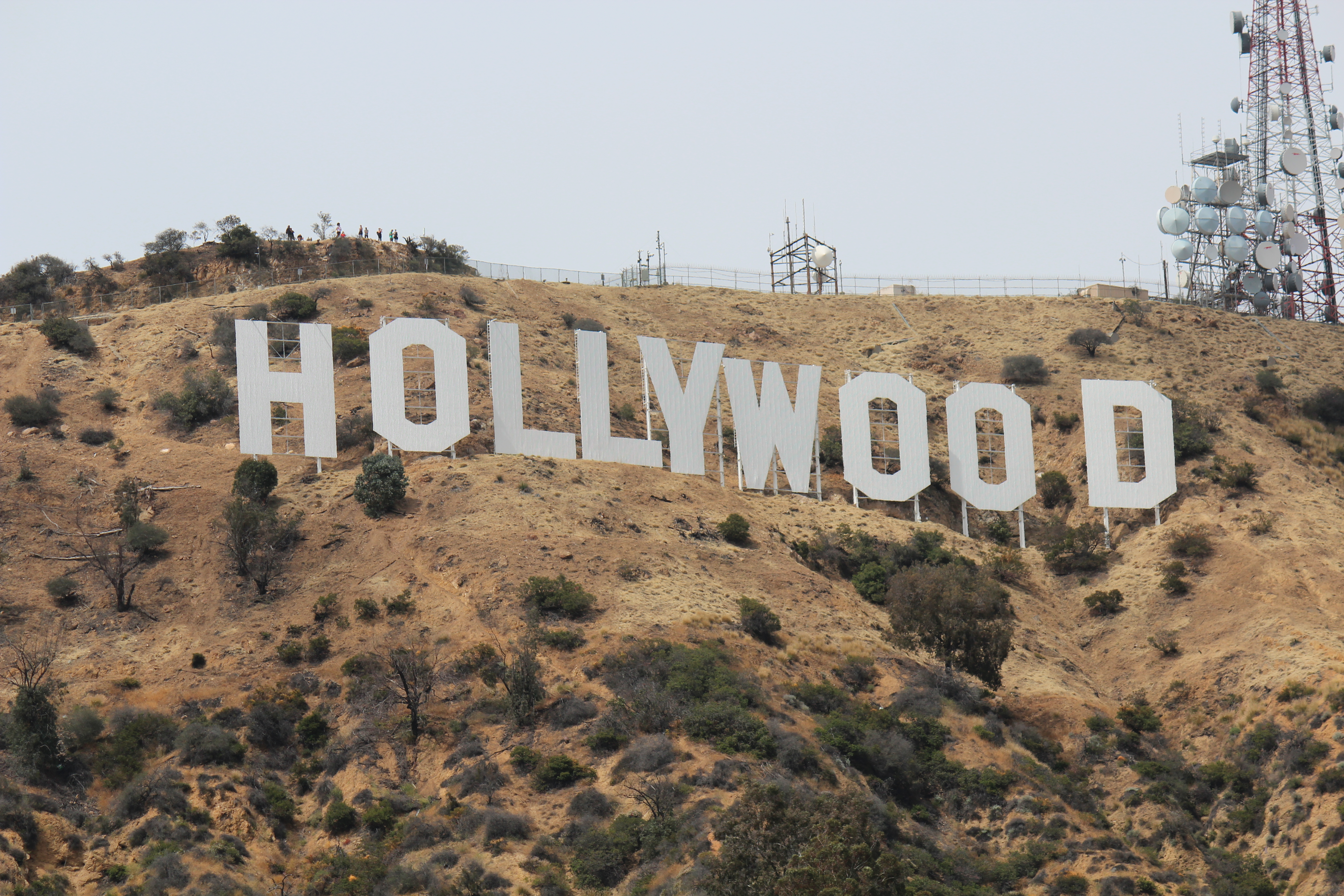Hollywood Sign, Hollywood Los Angeles, California