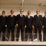 The matrix, Warner Brothers Studios, Los Angeles, California