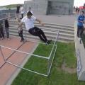 DK Sampler 2016 - Parkour and freerunning