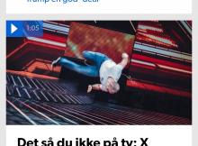 B-Twist in X Factor