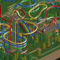 Throwback Thursday Nostalgic Gaming Rollercoaster Tycoon