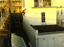 DK Sampler 2011 - Parkour and Freerunning