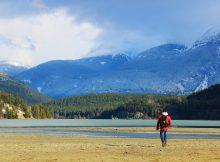 Fototur til Green Lake, Whistler