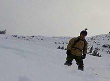 Hike og Backcountry Snowboarding Paul Ridge Squammish