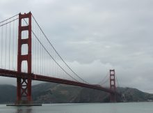 Golden Gate Bridge San Francisco Californien