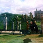 Harry potter, Warner Brothers Stuidos, Los Angeles, Californien