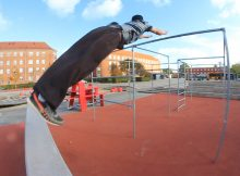 DK Sampler Parkour Freerunning Tricking