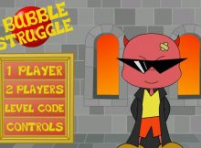 Throwback Thursday Nostalgic Gaming Bubble Struggle