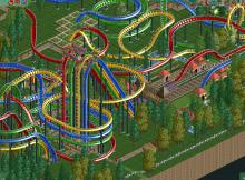 Throwback Thursday Nostalgic Gaming Rollercoaster Tycoon