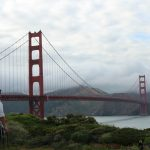 Golden Gate Bridge San Francisco Californien USA 03