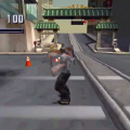 Dragons gate China Town San Francisco Tony Hawks pro skater in game