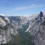 Half Dome Yosemite Californien
