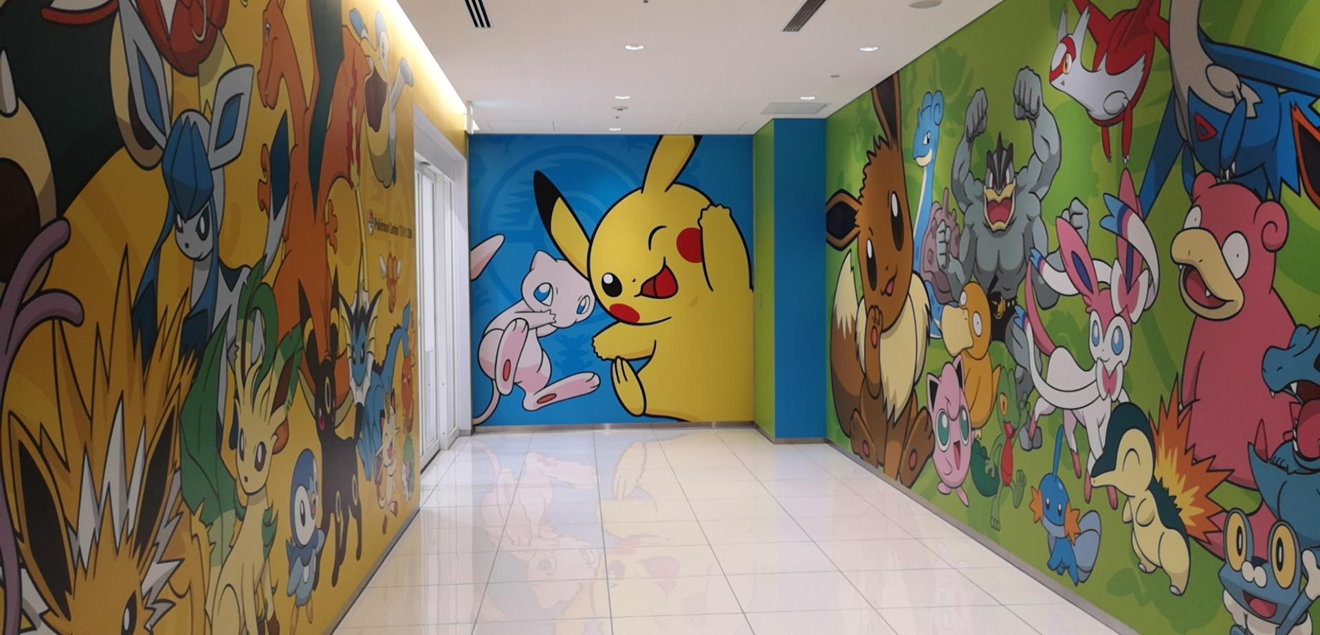 Pokémon Café, Tokyo, Japan