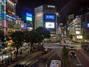 Shibuya,Tokyo, Japan